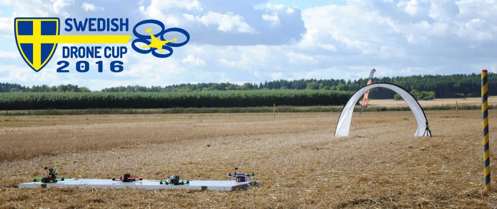 Swedish Drone Racing 2016