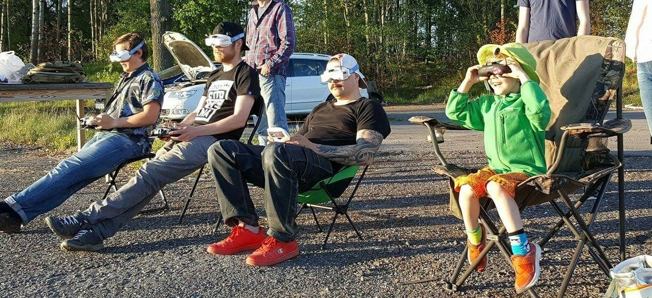 Barkis Drone Race 2017