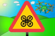 Nya regler för drönare 2018 - Drone Sweden
